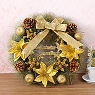 Vánoční věnec dekorace