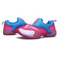 Jenter-PU-Flat hæl-Komfort Light Up Sko-Treningssko-Fritid-Rosa