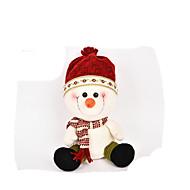 Játékok Karácsonyi partieszközök Hóember Rajzfilmfigura / Szeretetreméltő / Jó minőség / Divat Ünnepi tartozékok Fiúk / Lány Textil