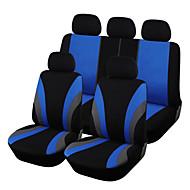 autoyouth klassikere autostol dækning universel pasform mest mærke bil dækker 3 farve autostol protector bil styling sædebetræk