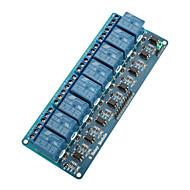 8-kanálový 5V relé modul deska pro (pro Arduino) (pracuje s oficiální (pro Arduino) desky)
