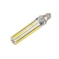 ywxlight® stmívatelné E12 15W 136 SMD 5730 1200 až 1400 lm teplá / studená bílá AC 110 / 220V