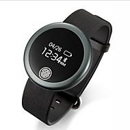Okos karkötő Hosszú készenléti idő / Lépésszámlálók / Egészségügy / Sportok / Szívritmus monitorizálás / Alvás követő / Több funkciósiOS