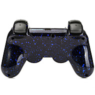 SIXAXIS dualshock3 Bluetooth ג'ויסטיק האלחוטי הבחין gamepad בקר נטענת עבור PS3