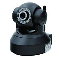 Besteye 1.0 MP PTZ Interior with Día de Noche Infrarrojo 64GB(Día de Noche Detector de movimiento Stream Doble Acceso Remoto Filtro