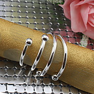 1 pcs Iron Rectangular Napkin Ring