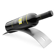 Garrafeira Aço Inoxidável,29*10*6cm Vinho Acessórios