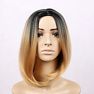 Nový rok módní krátké vlasy bobo hlavu do sub-částečným oddělením hruška hlavy vysokoteplotního drátu paruce