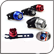 Kerékpár hátsó lámpa / biztonsági világítás LED - Kerékpározás Vízálló / Melegítő CR2032 80 Lumen Akkumulátor Kerékpározás-XIE SHENG