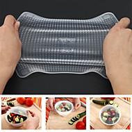 tempero 'n colher de cozimento&máquina de lavar louça tampas de silicone seguras, 4-pack