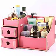 Smikkészlet tárolás Szépségápolási doboz / Smikkészlet tárolás Egyszínű 30.0 x 19.0 x 17.0