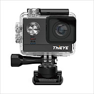 ThiEYE T5e 4K1080p Action Camera Waterproof WiFi 16MP 60fps 2.0 Ultra HD Sports Video Camera 170°Wide-Angle Lens 2 Batteries