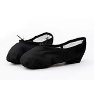 נשים-נעלי אתלטיקה-קנבסשחור-יומיומי-עקב נמוך