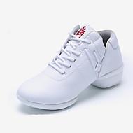 Dansesko(Sort / Rød / Hvid) -Kan ikke tilpasses-Chunky heels-Damer-Dansesko