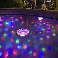 brelong οδήγησε μπανιέρα μπανιέρα κολύμβησης φως μωρό πολύχρωμο φως φθορισμού υποβρύχια φως πισίνα (dc4.5)