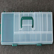 Fishing Tackle Boxes Tackle Box Waterproof 1 Tray 0*20*25 Nylon