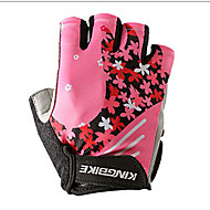 Gloves Sports Gloves Women's Kid's Cycling Gloves Spring Summer Autumn/Fall Bike Gloves Shockproof Breathable Wearproof Quick Dry