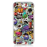 のために 蓄光 / IMD ケース バックカバー ケース カトゥーン ソフト TPU のために AppleiPhone 7プラス / iPhone 7 / iPhone 6s Plus/6 Plus / iPhone 6s/6 / iPhone SE/5s/5 /