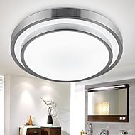 0.5 צמודי תקרה ,  מודרני / חדיש מסורתי/ קלאסי Electroplated מאפיין for LED סגנון קטן PVCחדר שינה חדר אוכל מטבח חדר מקלחת חדר עבודה / משרד