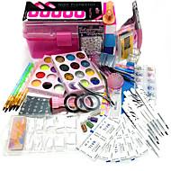 Packing Quantity Nail Kit Nail Art Decoration Type Style Nail Art DIY 23Sets