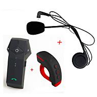 1db vízálló freedconn colo motorkerékpár bluetooth headset kaputelefon sisak intercom handfree FDC sisak headset távirányítóval