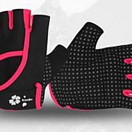 BODUN / SIDEBIKE® כפפות ספורט/ פעילות לנשים כפפות רכיבה אביב קיץ סתיו חורף כפפות אופניים עמיד בפני שחיקה לביש מגן Article Glancesבלי