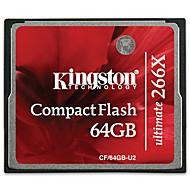 Kingston 65GB 컴팩트 플래시  CF 카드 메모리 카드 Ultimate 266x