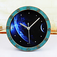 Creative Planet Alarm Clock Desk Clock Desk Alarm Clock Table Clock Creative Home Decorative Fashion Mute Watches