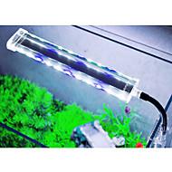 Akvarij LED osvijetljenje Bijelo S prekidačima LED žarulje 220V