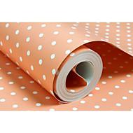 Geométrico Sólido Papel de Parede Para Casa Contemporâneo Revestimento de paredes , Não-tecido de papel Material adesivo necessáriopapel