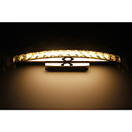 Muurlampen/Badkamerverlichting - Kristal/LED - Hedendaags - Metaal