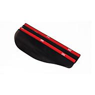 2 pcs universal flexíveis acessórios para carros pvc espelho retrovisor chuva sombra à prova de chuva lâminas carro de volta espelho de