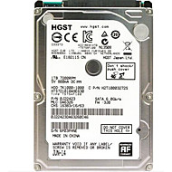 HGST 500GB Laptop / Notebook harddisk 7200rpm SATA 3.0 (6 Gb / s) 32MB Cache 2.5 tommer-HTS721010A9E630