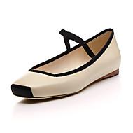 Sapatos de Dança(Preto Transparente) -Feminino-Não Personalizável-Balé