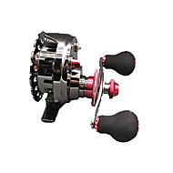 Fishing Reel Spinning Reels 2.6:1 7 Ball Bearings Right-handed General Fishing-筏60L