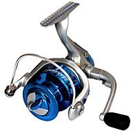 Fishing Reel Spinning Reels 2.6:1 1 Ball Bearings Exchangable General Fishing-LF2000