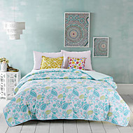 150cm*220cm Geometric Quilts Material Twin 1pc Bedspread Not Include Pillowcase