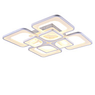 Montagem do Fluxo ,  Contemprâneo Tradicional/Clássico Pintura Característica for LED MetalSala de Estar Quarto Quarto de