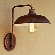 AC 110-130 AC 220-240 40W E26/E27 Creative Retro Modern Popular Modern Bedroom Bedside Hotel RH Simple Iron Lamp