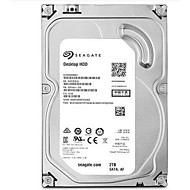 Seagate 2TB Hard Disk Drive Desktop 7200rpm 3.0 SATA (6Gb / s) 64MB מטמון 3.5 אינץ'-ST2000DM001