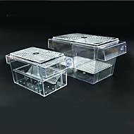 akvariefisk akvarium fiskeopdræt akvarium plastik gennemsigtig
