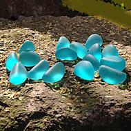 Akvariedekoration Baggrunde Ugiftig og smagfri Glas Blå