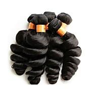 χονδρικής 10α βραζιλιάνα ανθρώπινα μαλλιά χαλαρά 10τεμ- Σημείο αναφοράς παγκοσμίως κύμα 1kg πολλά μη επεξεργασμένα βραζιλιάνα παρθένα