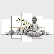 キャンバス地プリント 名画 ファンタジー クラシック Modern,5枚 キャンバス 任意の形状 版画 壁の装飾 For ホームデコレーション
