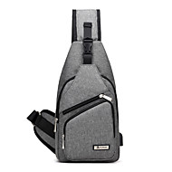 Unisex Canvas Sports Casual Outdoor Office & Career Professioanl Use Sling Shoulder Bags