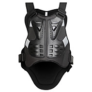 wosawe motorfietsen motorcross op de borst beschermer armor vest racing beschermende body-guard armor pe bewakers ras steun in de rug