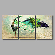 Leinwand Druck Abstrakt Modern,Drei Paneele Leinwand Horizontal Druck-Kunst Wand Dekoration For Haus Dekoration