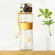 copo Portátil Presente Anti-Vazamento Para Diário Viagem Esportivo Campismo Café Chá Presente Plástico