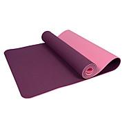 Yoga Mats Eco Friendly Libre de Olores 6 mm Rosa Verde Morado Morado Oscuro Other