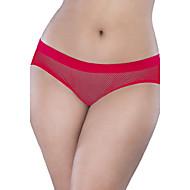 Women Sexy Lace Solid C-strings Panties Ultra Sexy Panties Seamless PantiesPolyester Spandex